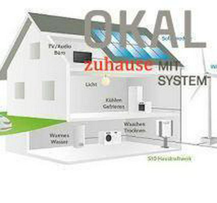 Bild 3: Zu groß gibt es nicht beim Hausbau ? OKAL Ihr Kompetenter Partner