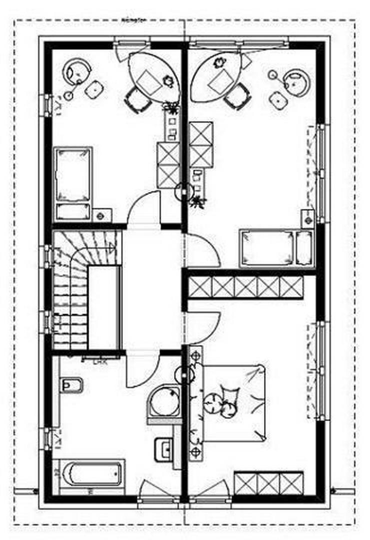 Klassischer Baustil, doch ein Berühren aller Sinne. - Haus kaufen - Bild 1
