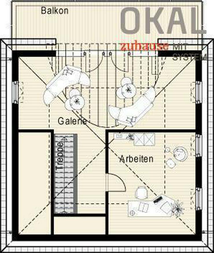 Bild 4: WOHNEN und ARBEITEN unter einem Dach!