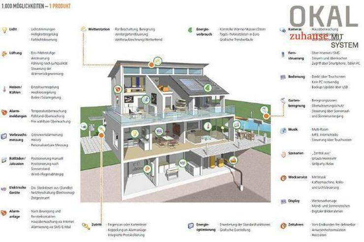 Bild 5: Zu groß gibt es nicht beim Hausbau ?inklusive Keller