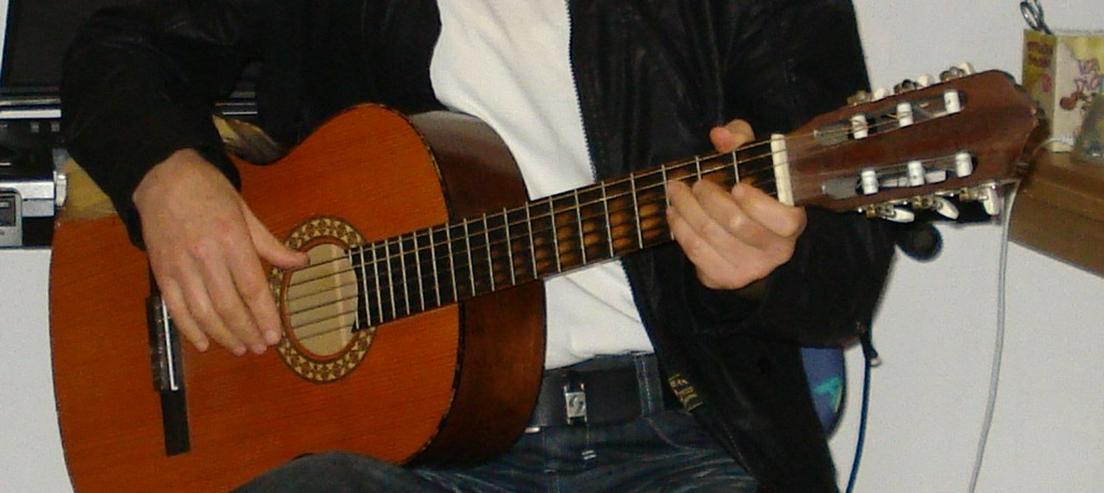 Gitarrenunterricht in Rudow /Neukölln - Unterricht & Bildung - Bild 1