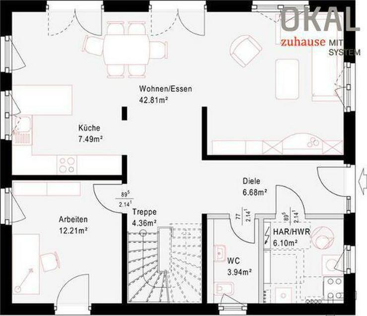Bild 2: Wunderschönes freistehendes Haus mit Grundstück