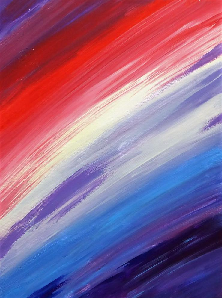 Gemälde Impression