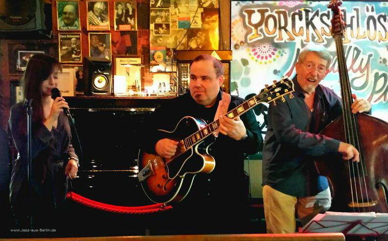 Bild 2: Livemusik Jazz Swing Bossa Jazzband  STAND-ARTS