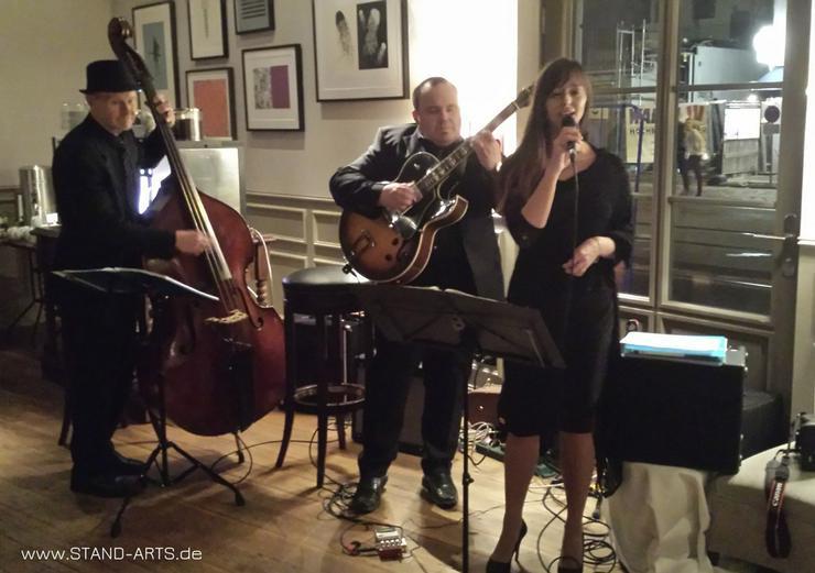 Bild 3: Livemusik Jazz Swing Bossa Jazzband  STAND-ARTS