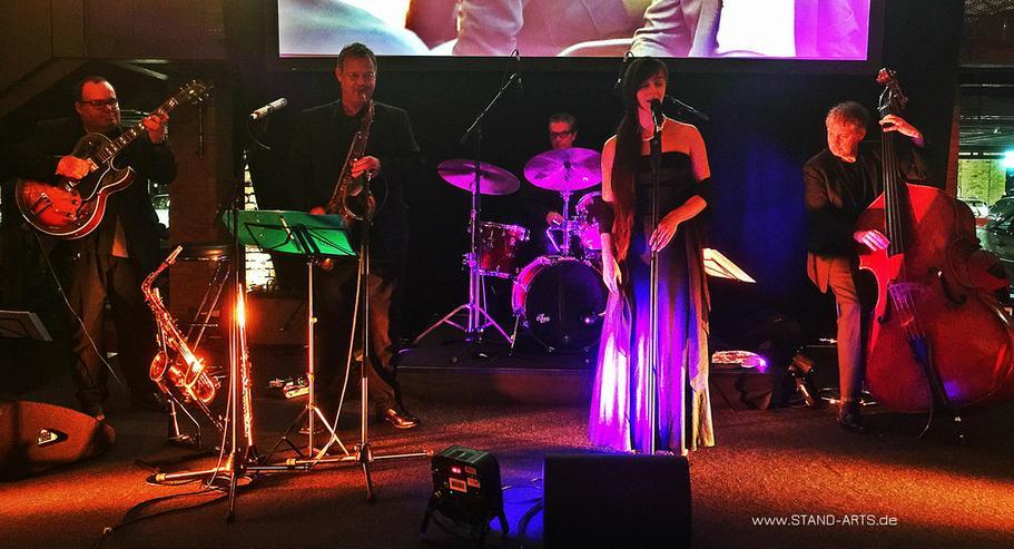 Livemusik Jazz Swing Bossa Jazzband  STAND-ARTS