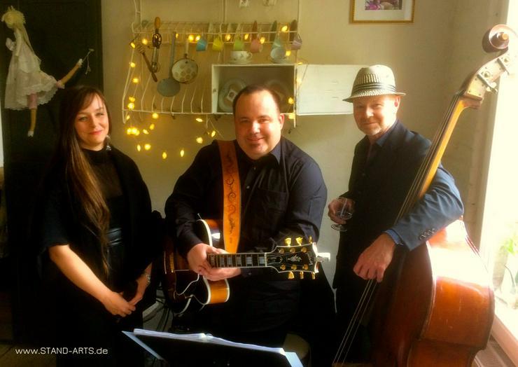 Bild 4: Livemusik Jazz Swing Bossa Jazzband  STAND-ARTS