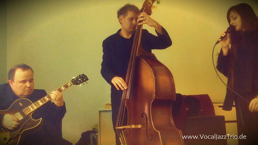 Bild 6: Livemusik Jazz Swing Bossa Jazzband  STAND-ARTS