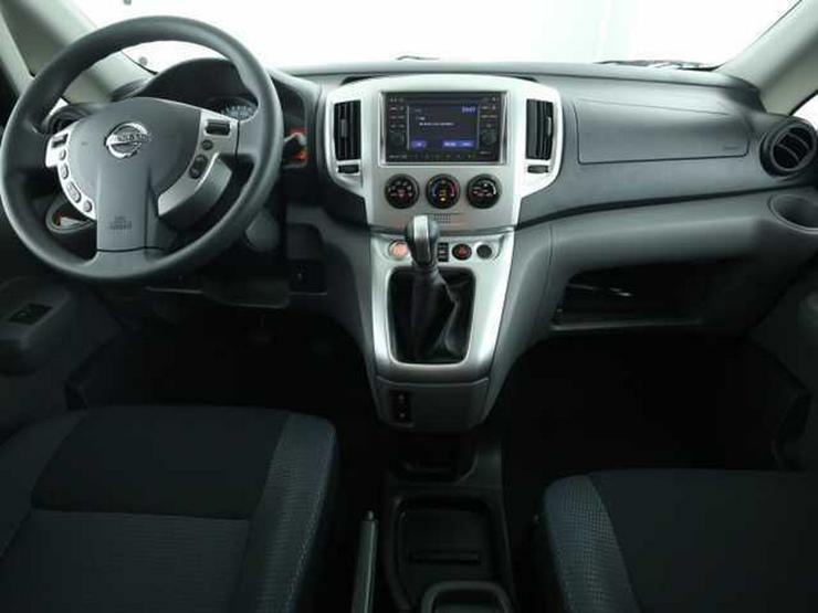 Bild 4: NISSAN NV200 Evalia 1.5dCi tekna 7-Sitze Navi Kamera