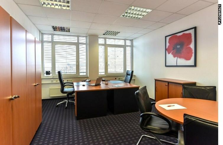 flexible Arbeitsplätze ab mtl. 110,- und kleine Büros ab 13m² sowie Meetingräume bis 2... - Gewerbeimmobilie mieten - Bild 1