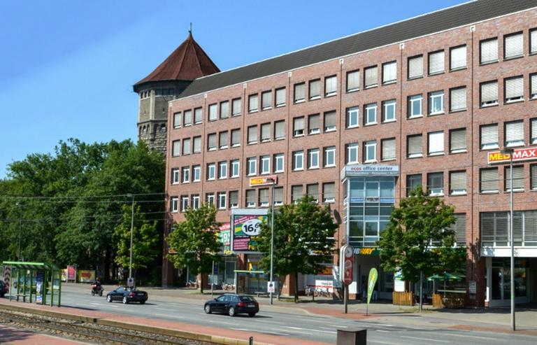 Bild 2: flexible Arbeitsplätze ab mtl. 110,- und kleine Büros ab 13m² sowie Meetingräume bis 2...