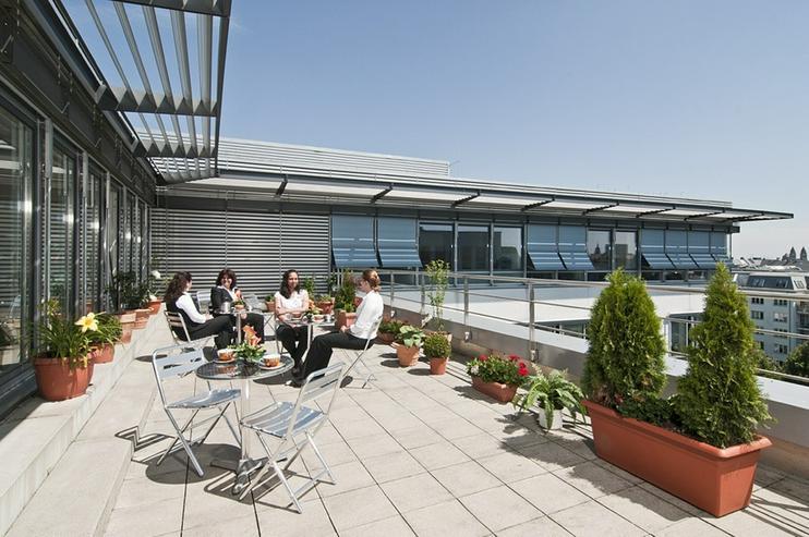Bild 5: Provisionsfrei: Privatbüro/s - Top Lage - Dachterrasse - Mietzeitraum ab 1 Monat
