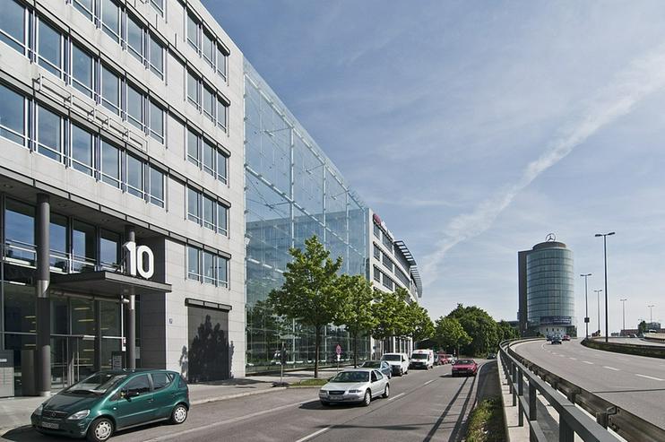 Bild 2: Provisionsfrei: Privatbüro/s - Top Lage - Dachterrasse - Mietzeitraum ab 1 Monat