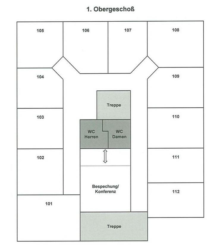 Bild 6: Ideale Bürolösung für 1-4 Mitarbeiter, provisionsfrei, flexible Laufzeit, Geschäftsadr...