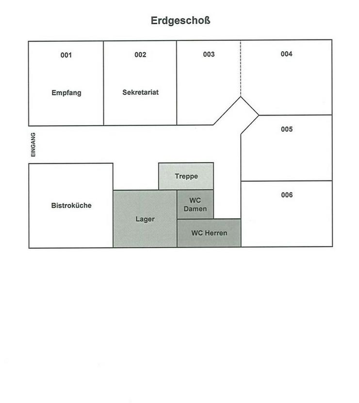 Bild 5: Ideale Bürolösung für 1-4 Mitarbeiter, provisionsfrei, flexible Laufzeit, Geschäftsadr...