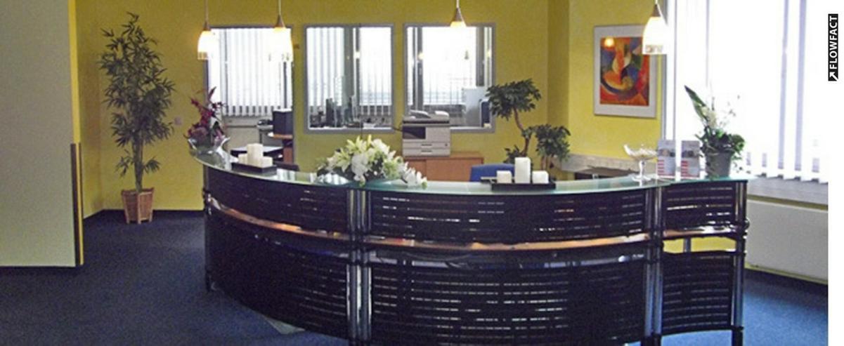 Bild 1: Einzelbüros I Veranstaltungsräume mit Fullservice I Flexible Vertragslaufzeit