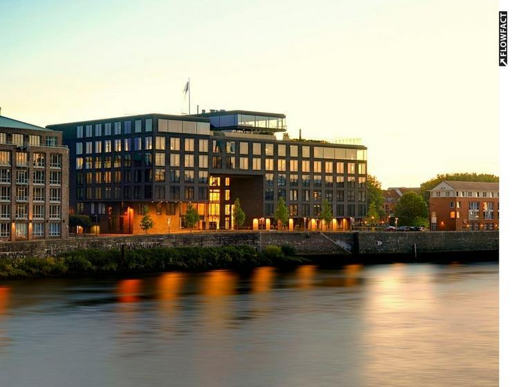 Konferenz- und Seminarräume mit Blick auf die Weser, Schlachte und Dom