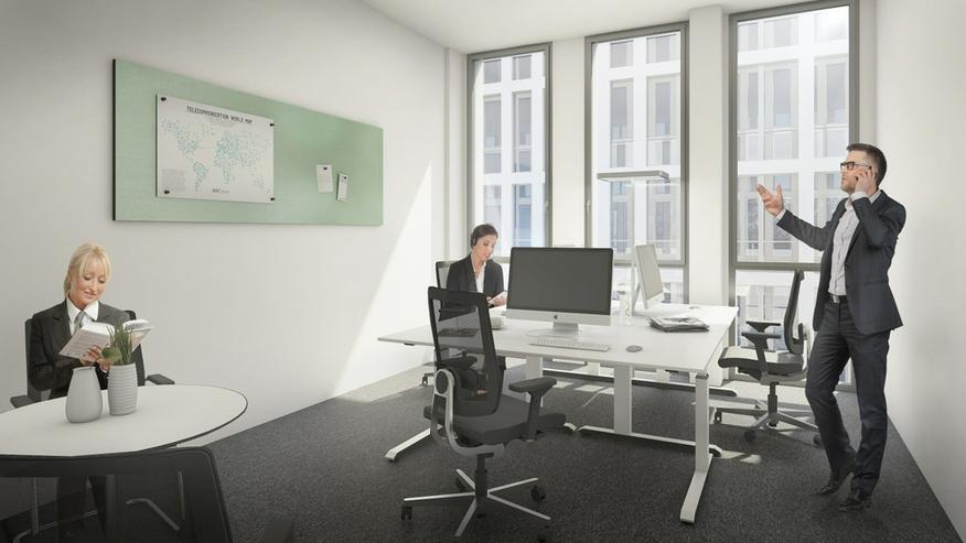 Bild 3: NEUERÖFFNUNG: Exklusive und komplett ausgestattete Büros ab 18 qm im Zentrum von Stuttga...