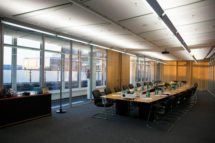 Bild 9: Flexible Büroeinheiten im Frankfurter Bankenviertel, Preise auf Anfrage