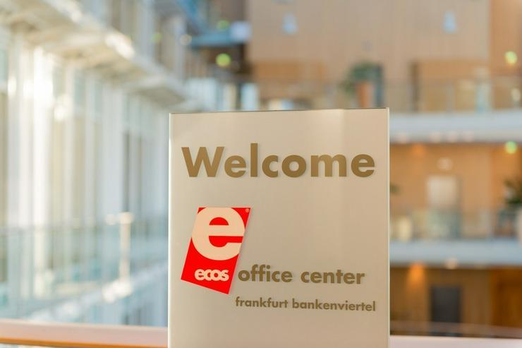 Bild 8: Flexible Büroeinheiten im Frankfurter Bankenviertel, Preise auf Anfrage