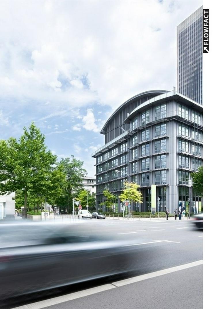 Flexible Büroeinheiten im Frankfurter Bankenviertel, Preise auf Anfrage