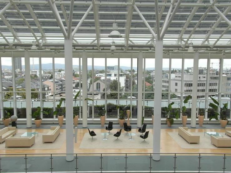 Bild 12: Flexible Büroeinheiten im Frankfurter Bankenviertel, Preise auf Anfrage