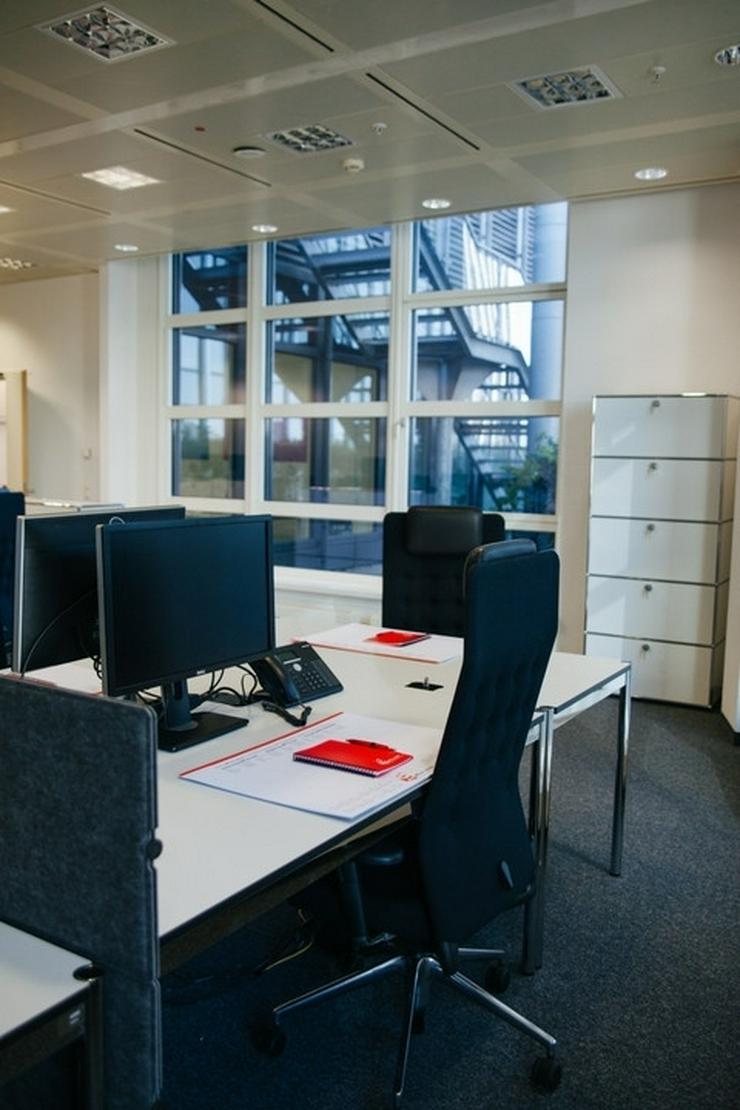 Bild 18: Flexible Büroeinheiten im Frankfurter Bankenviertel, Preise auf Anfrage