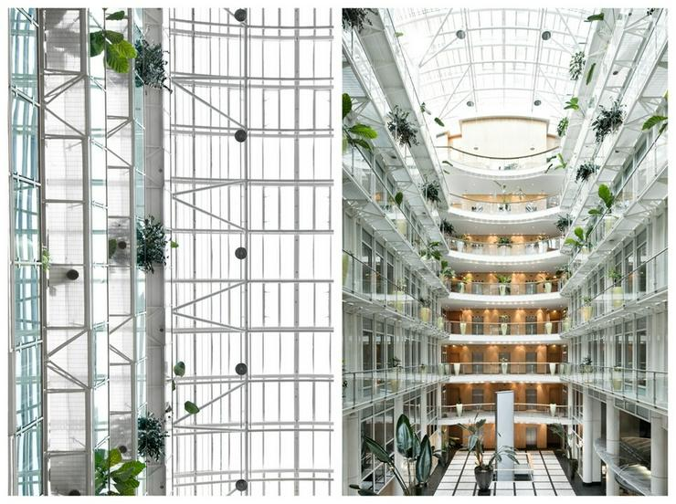 Bild 3: Flexible Büroeinheiten im Frankfurter Bankenviertel, Preise auf Anfrage