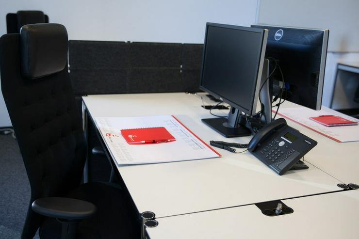 Bild 17: Flexible Büroeinheiten im Frankfurter Bankenviertel, Preise auf Anfrage