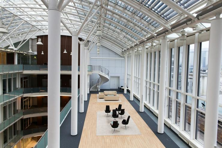 Bild 16: Flexible Büroeinheiten im Frankfurter Bankenviertel, Preise auf Anfrage