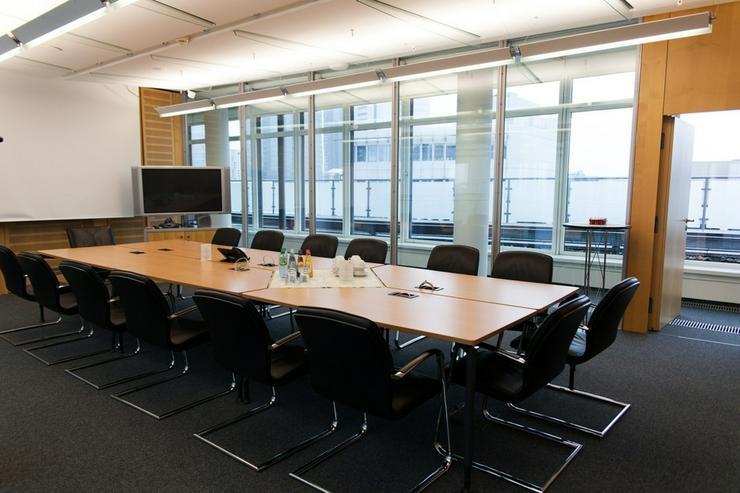 Bild 10: Flexible Büroeinheiten im Frankfurter Bankenviertel, Preise auf Anfrage