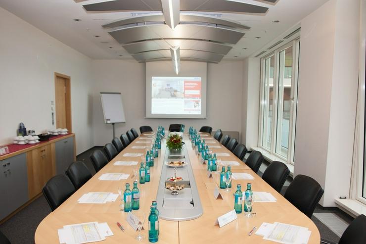 Bild 5: Flexible Büroeinheiten im Frankfurter Bankenviertel, Preise auf Anfrage