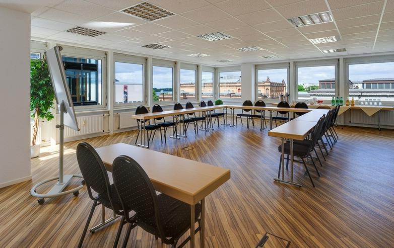 Bild 2: Besprechungs-, Schulungs-, Konferenzräume, Hamburger City, unmittelbare Nähe Hauptbahnho...