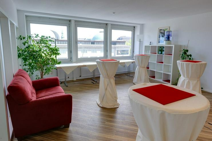 Bild 3: Besprechungs-, Schulungs-, Konferenzräume, Hamburger City, unmittelbare Nähe Hauptbahnho...