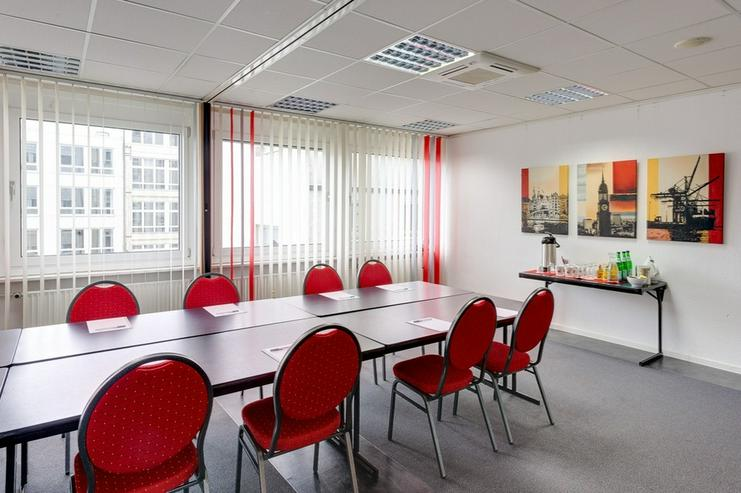 Bild 4: Besprechungs-, Schulungs-, Konferenzräume, Hamburger City, unmittelbare Nähe Hauptbahnho...
