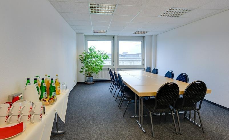 Bild 5: Besprechungs-, Schulungs-, Konferenzräume, Hamburger City, unmittelbare Nähe Hauptbahnho...