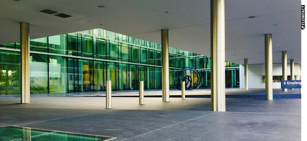 exklusive Büros nahe des Hauptbahnhofs - ideal auch für Projektgruppen