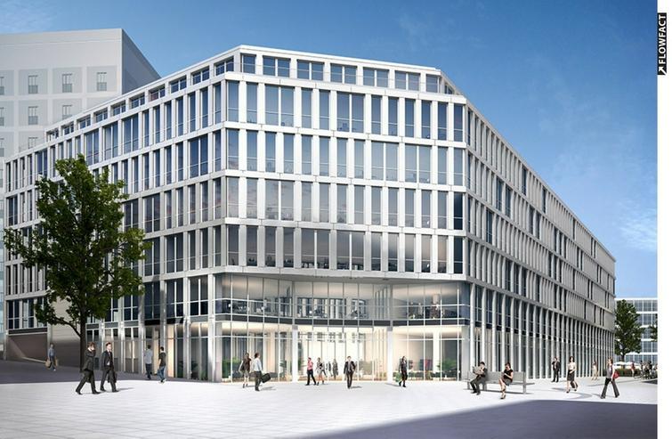 Büros ab 18 qm im Zentrum von Stuttgart inkl. Fullservice / auch als Geschäftsadresse