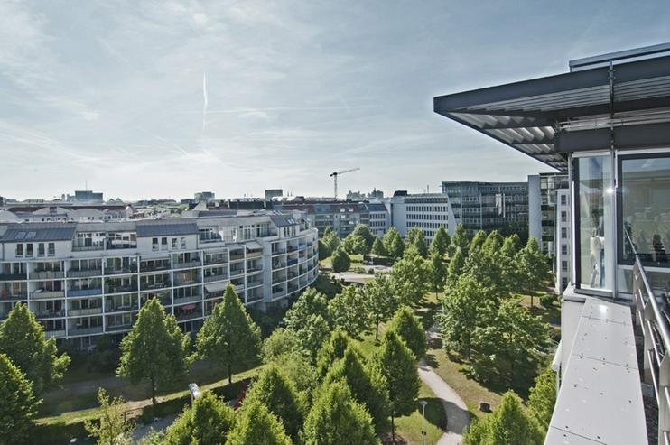 Bild 4: Büro/s auf Zeit für 1-30 Mitarbeiter, vollmöbliert, Konferenzräume, Sekretärin = 1 Ve...