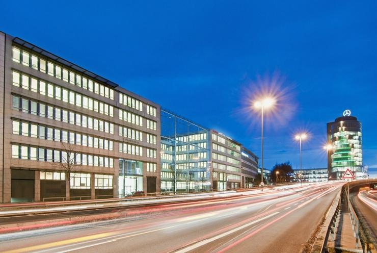 Bild 2: Büro/s auf Zeit für 1-30 Mitarbeiter, vollmöbliert, Konferenzräume, Sekretärin = 1 Ve...