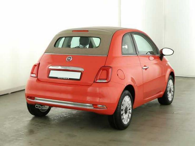 Bild 3: Fiat 500C 1.2 Automatik Lounge PDC Klimaanlage Alu