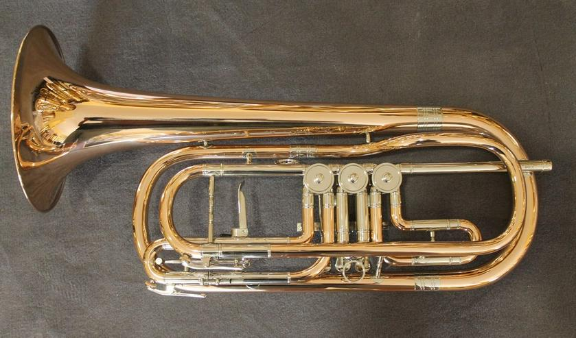 Bild 2: Cerveny Basstrompete Goldmessing, Mod. CTR 792