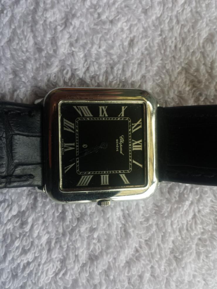 Chopard Herren Armbanduhr mit Zertifikat