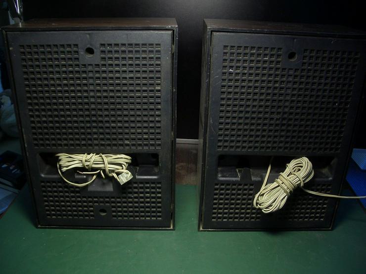 Bild 3: Phillips Breitbandlautsprecher 4 Ohm