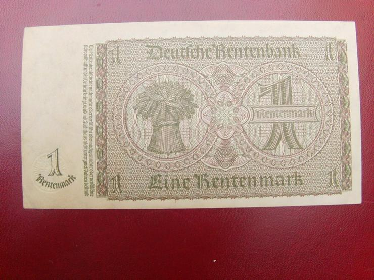 Bild 2: Rentenmark