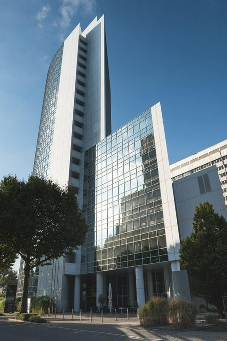 Bild 2: Provisionsfrei: Büros mit Bürosservice und Aussicht über Eschborn/Frankfurt
