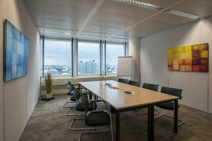 Bild 6: Provisionsfrei: Büros mit Bürosservice und Aussicht über Eschborn/Frankfurt