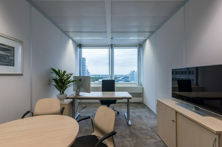 Bild 3: Provisionsfrei: Büros mit Bürosservice und Aussicht über Eschborn/Frankfurt