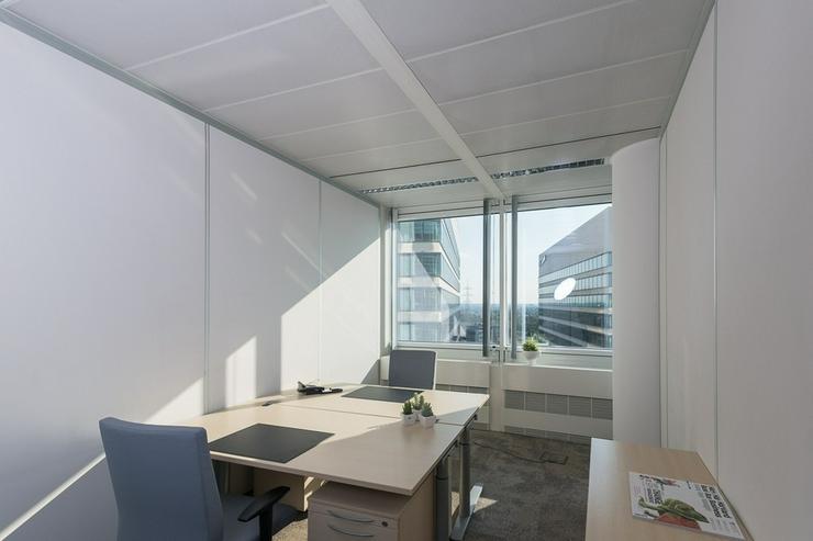 Bild 4: Provisionsfrei: Büros mit Bürosservice und Aussicht über Eschborn/Frankfurt