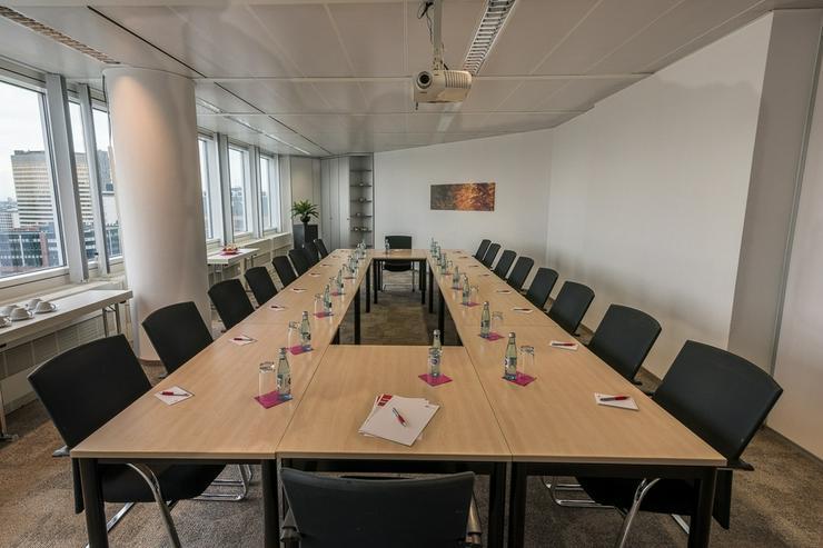 Bild 5: Provisionsfrei: Büros mit Bürosservice und Aussicht über Eschborn/Frankfurt